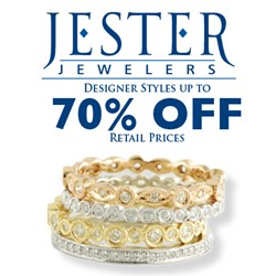 Jester Jewelers Designer Style Jewelry Stackable Rings