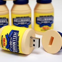 Custom Shaped USB Drive
