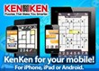KenKen Puzzle Mobile Apps by Nextoy Get Rave Reviews