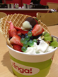 New Zinga! Frozen Yogurt Store Opens in Seabrook