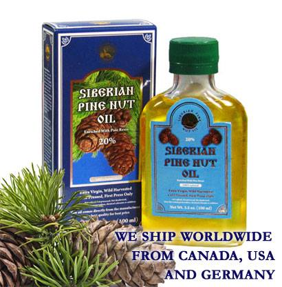 how to use pine nut oil for gastritis
