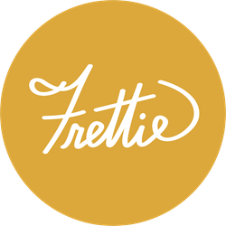 Logo for Frettie.com