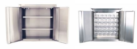 A Plus Warehouse Announces Wall Mounted Stainless Cabinet as ...