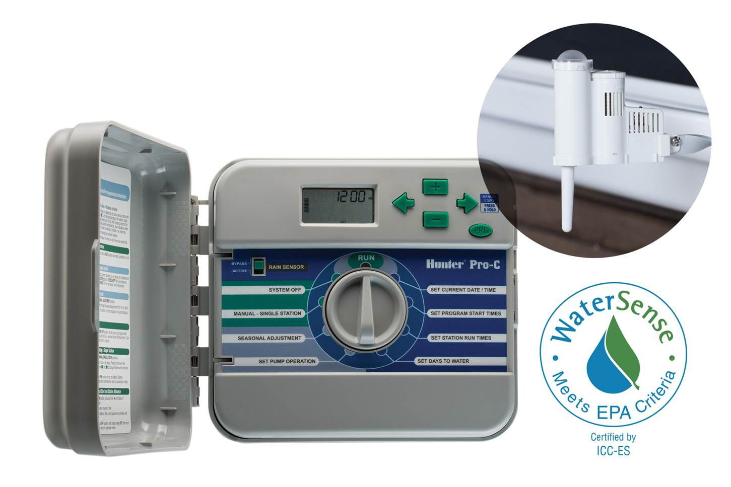 Hunter receives watersense labeling on full line of ac for Watersense label