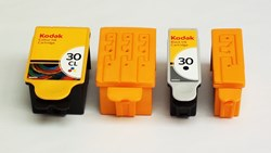 3D printed ink cartridges
