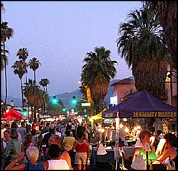 Coachella Valley Open Air Markets