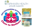 Fairhaven Health Donates Products for Nursing Moms in Support of World...