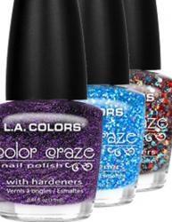 Color Craze Glitter Nail Polish