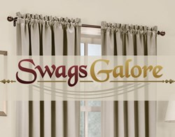 Swags Galore, America's Online Curtain Superstore!