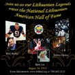 See Lithuanian American Legends Enter the National Lithuanian American...