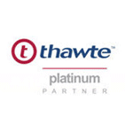The SSL Store is platinum partner of Thawte