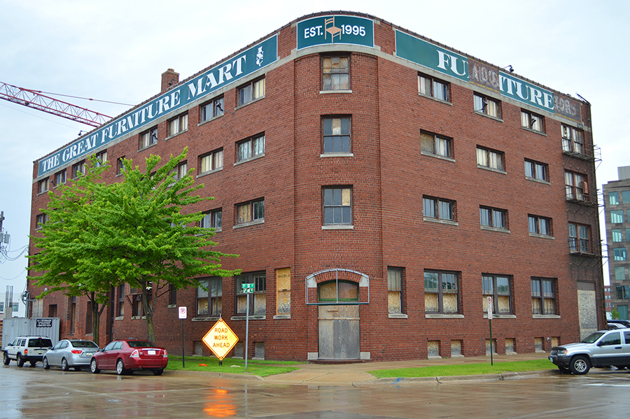 The Great Furniture Mart A New Chapter For Downtown Cedar Rapids