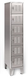 stainless steel locker