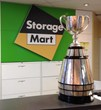 Retweet StorageMart for a Chance to Win Argos Tickets