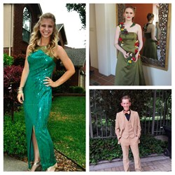 Thrift Town's 2013 Prom Contest Winners