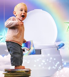 flattenme, potty training, personalized books, custom books, personalized for kids