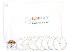 The complete SlimPlate System, lose weight safely through this portion control method created by physicians.