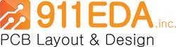 911EDA, Inc. Logo