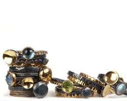 Handcrafted Unique Rings by Jenne Rayburn