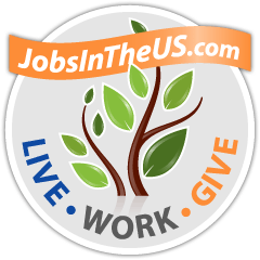 JobsInVT.com Live Work Give logo