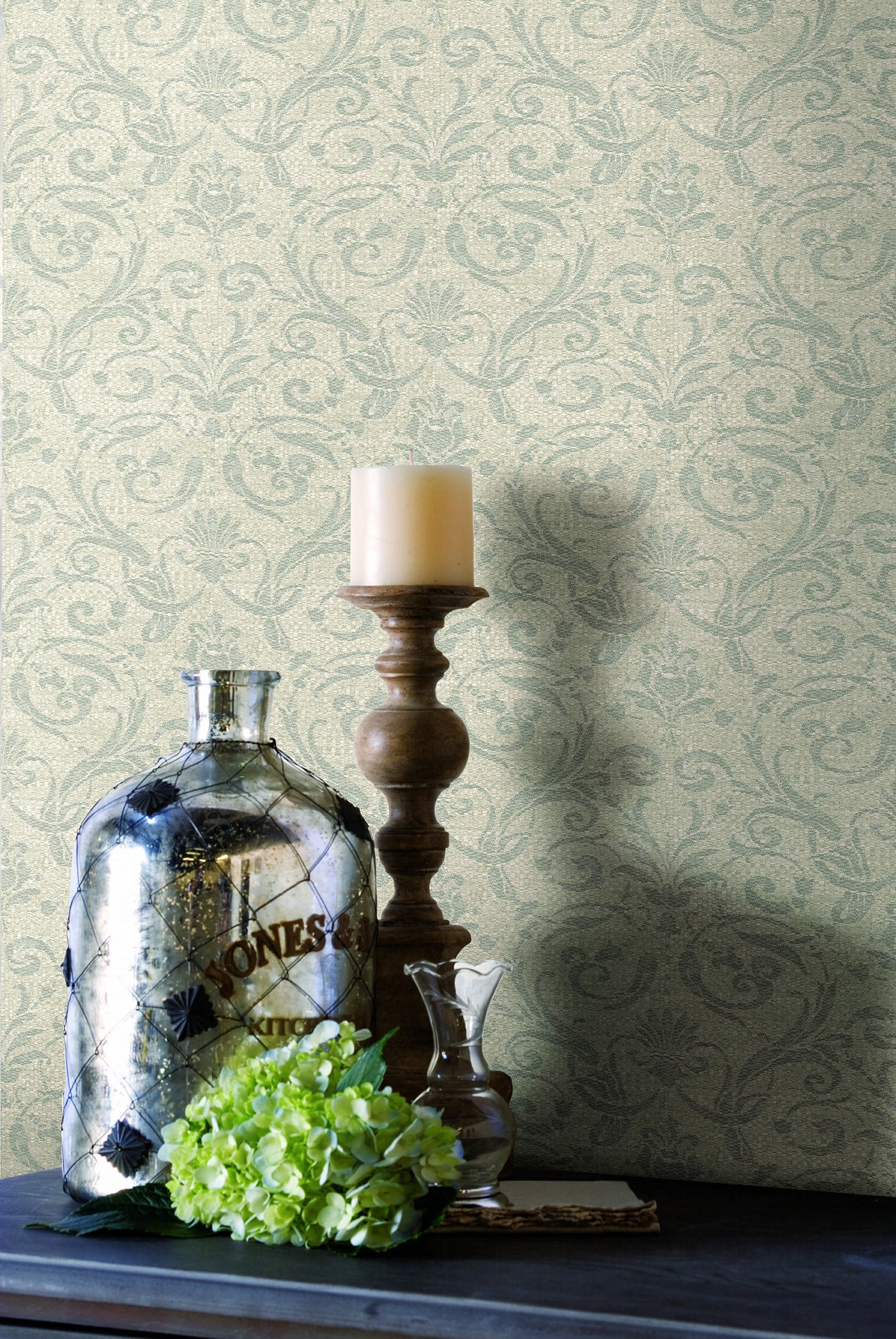 new regents park collection from wallquest features