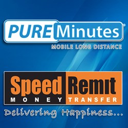 Pure Minutes Speed Remit Partnership
