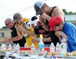 2012 Taste Of Hamburg-er Festival National Hamburger Eating Championship