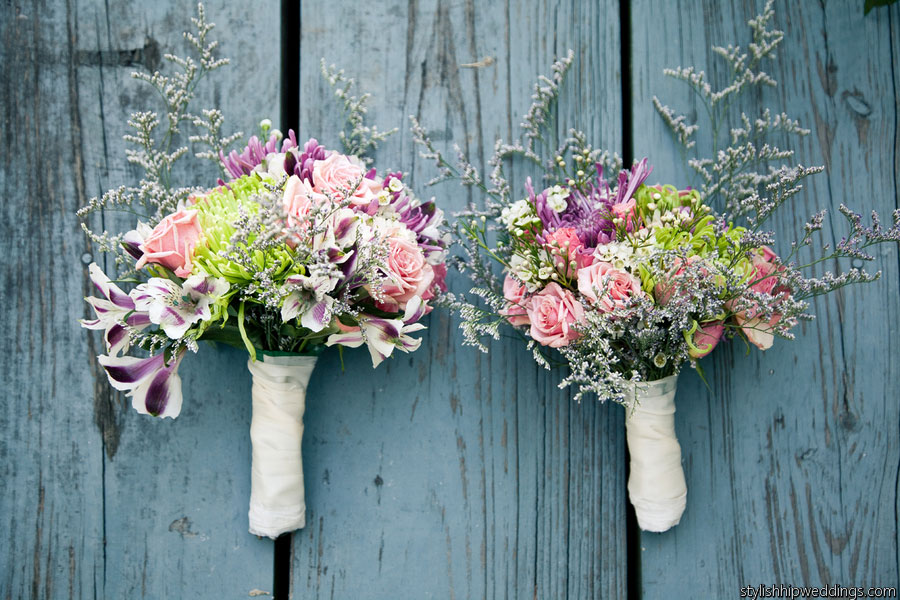 Wildflower Wedding Bouquet Cost Colorful Wildflowers Centerpieces