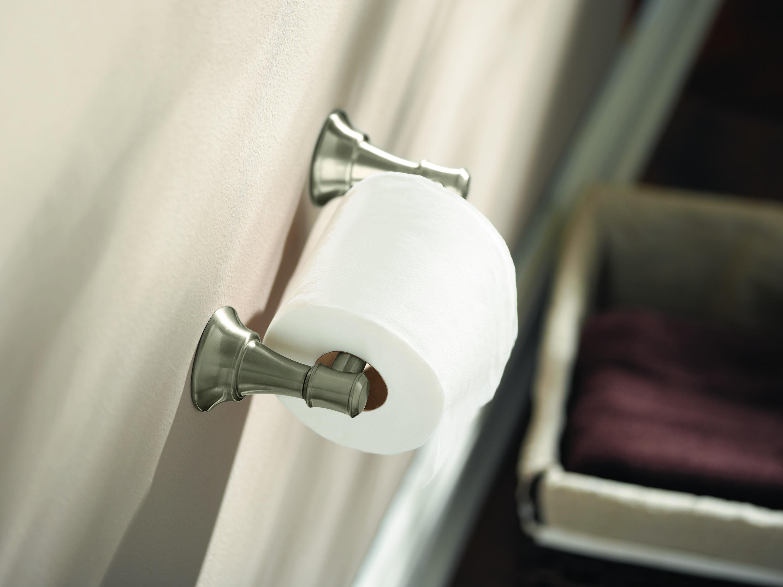 Moen Expands Spot Resist Finish To Bathroom Accessories