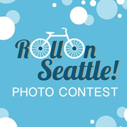 credit union campaign, photo contest, roll on seattle