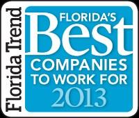 2013 Florida Trend Best Companies logo