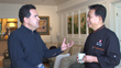 Chef Martin Yan Discusses Restaurant Branding With Author David Dodson