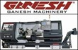 Ganesh Machinery Introduces the GT-3080 CNC Oil Country Big Bore Lathe