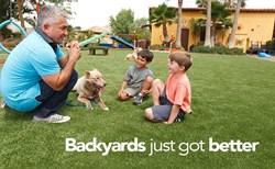Cesar Millan EasyTurf Backyards Dog Dogs
