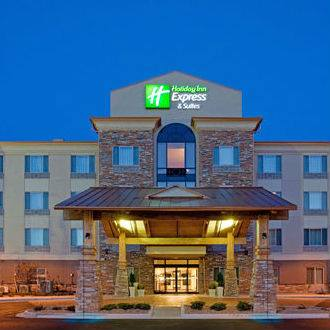 Stonebridge companies holiday inn express denver for Special hotels worldwide