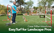 EasyTurf Scheduled to Showcase Industry Leading Turf at Escondido...