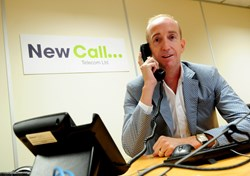 Nigel Eastwood. CEO, New Call Telecom