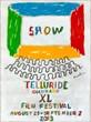 Telluride Film Festival Poster
