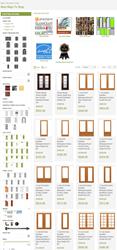 More Ways to Shop Doors
