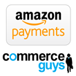 Commerce Guys Announces the Addition of Amazon Payments to Commerce Marketplace and Commerce Kickstart