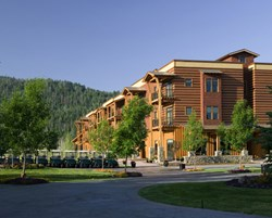 Teton Springs Lodge in Victor, Idaho