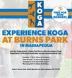 Koga in the Park Returns to Big Al's Family Fitness