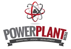 Power Plant Media Marketing Design Development