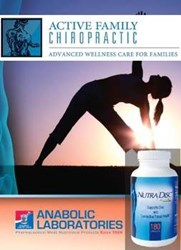 Gaithersburg Chiropractor Active Family Chiropractic Nutra Disc Supplement