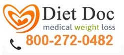 Medically Supervised Weight Loss Diets, Available Nationwide from Diet Doc