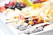 Quebec Artisan Cheese Display