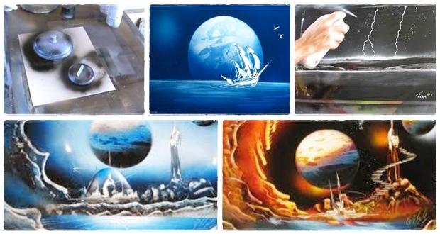 Spray Paint Art Spray Paint Art Secrets Teaches People