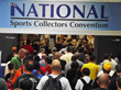 National Sports Collectors Convention Entrance