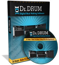 This Dr. Drum download review goes in depth into features that make this program unique, powerful and user friendly.