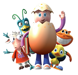 Reading Eggs - the online reading program for children